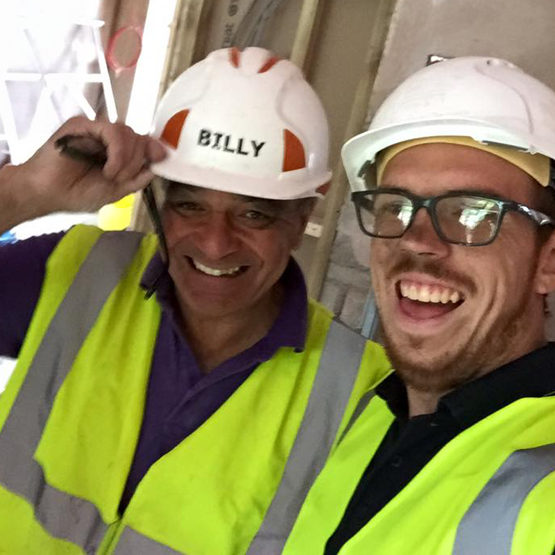 DIY SOS Builders