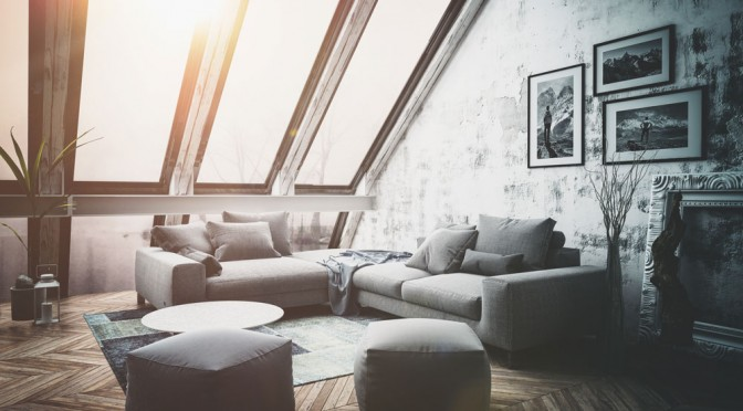 Loft With A Sunny Roof