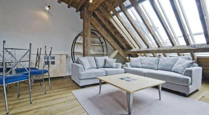 Beautiful Loft Conversion