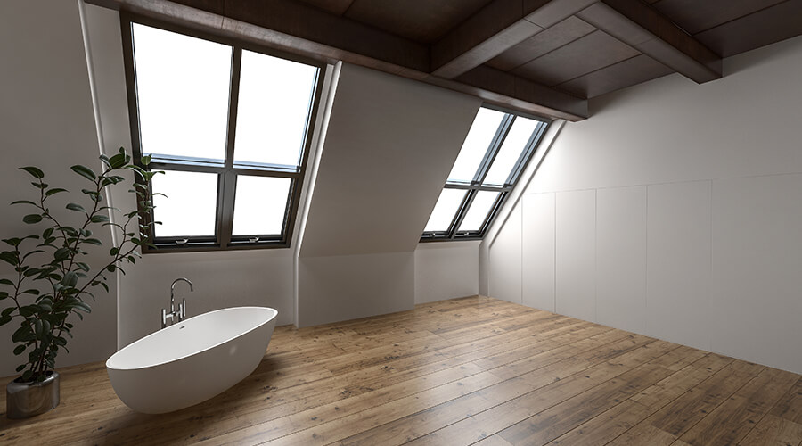loft conversion skylight windows