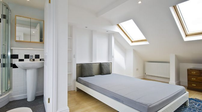 loft conversion en suite