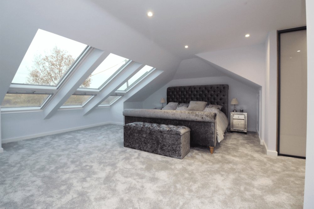 Beautiful Velux Conversion