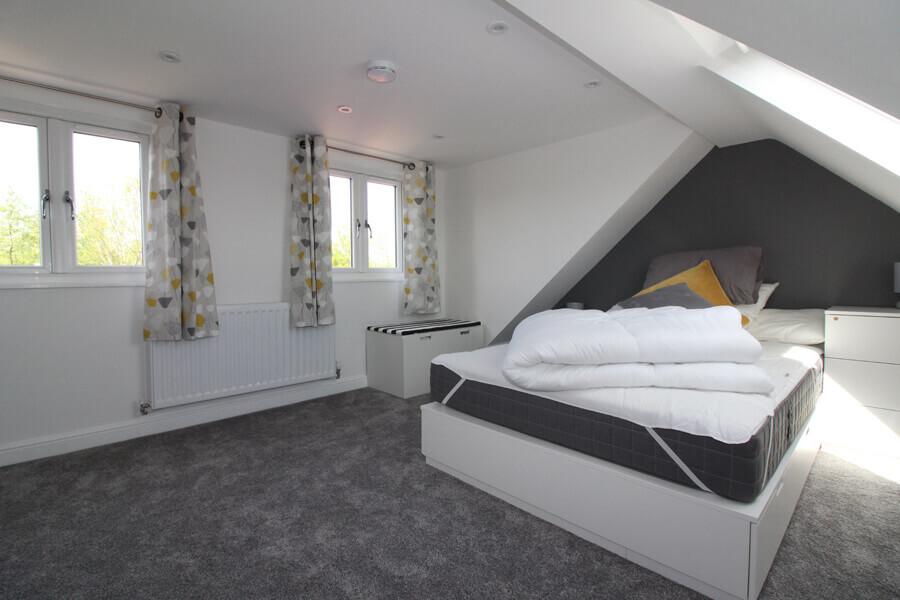 Dormer Bed