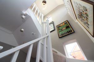 stairs bottom
