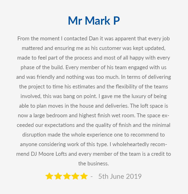 Mark Testimonial