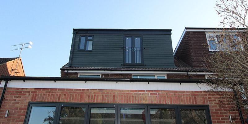 Flat roof bromham