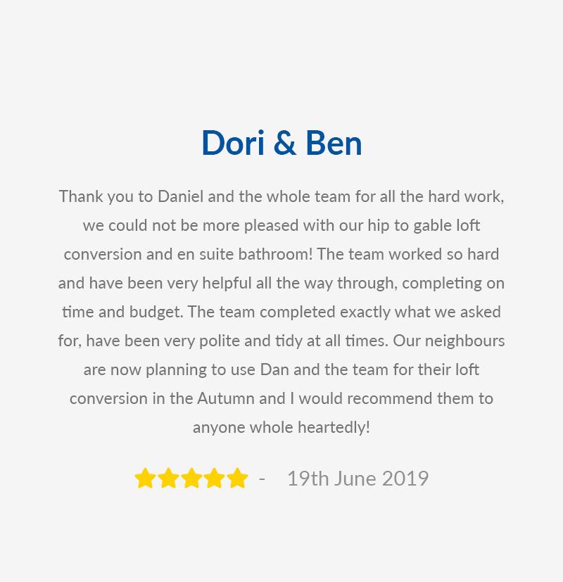 dori and ben