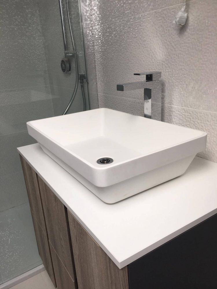 ensuite sink loft conversion