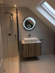 loft bathroom bedford