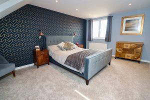 domrer conversion bedroom