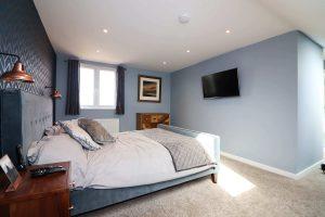 loft conversion interior design