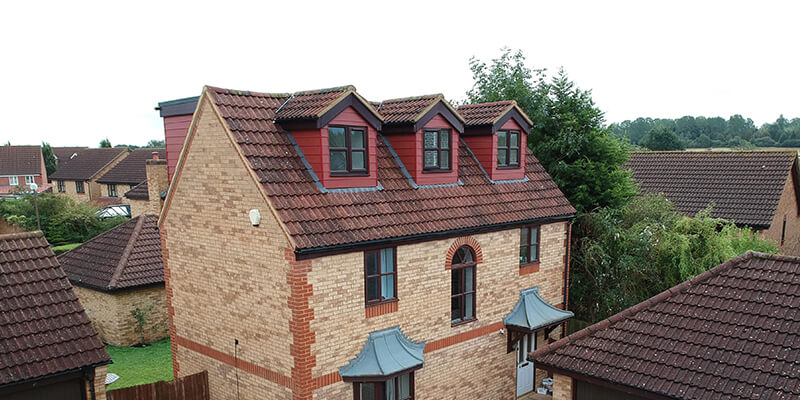 Dormer Loft Conversion, Milton Keynes