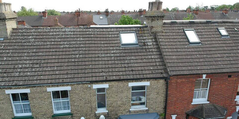 Rear Flat Roof Dormer Conversion, Bedford