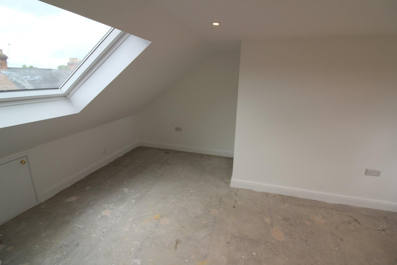 empty loft room conversion
