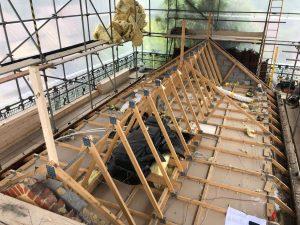 loft conversion inside works
