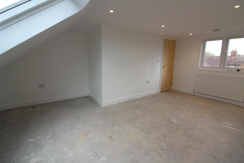 loft room view