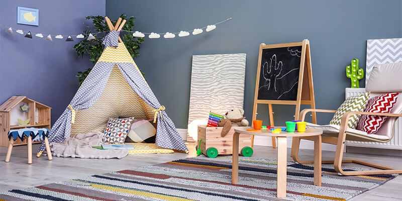 7 Inspiring Small Playroom Ideas For Your Loft Conversion