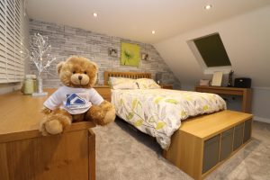 lofty bed