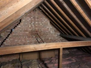 before loft conversion