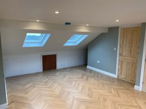 great loft conversion