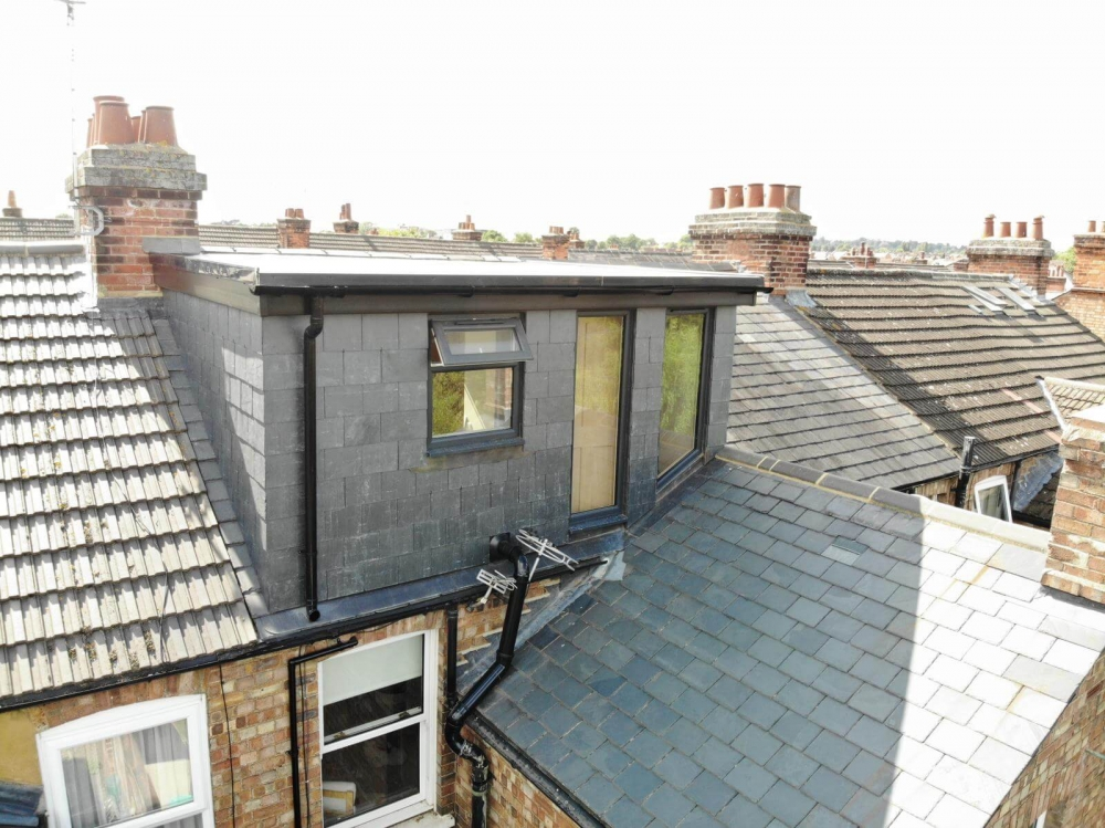 slate roof conversion