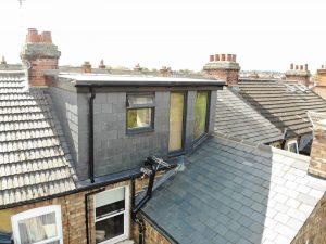 slate roof conversion