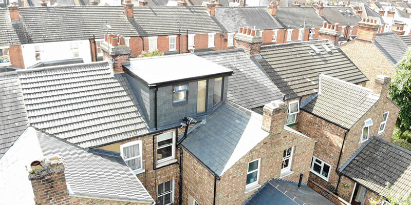 Dormer Conversion on a Victorian Home