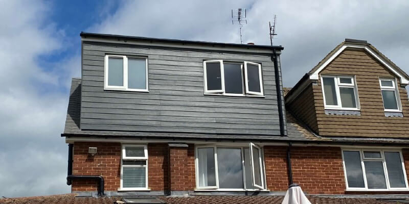 Hip To Gable Loft Conversion - Aylesbury