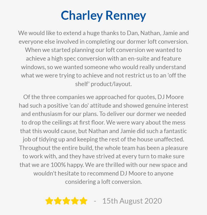 charley renney