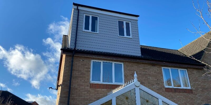 Hip to Gable With Dormer Loft Conversion, Tattenhoe