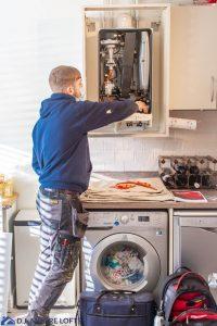 boiler fixing help