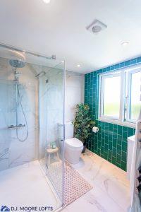 Modern Bathroom in Conversion