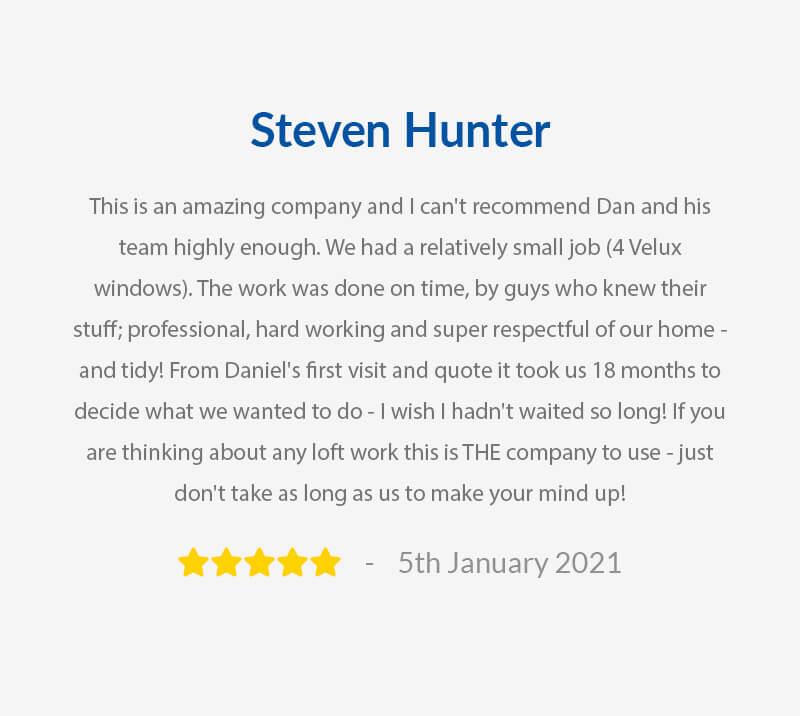 Steven hunter